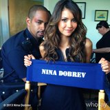 Not a bad setup. Source: Nina Dobrev on WhoSay