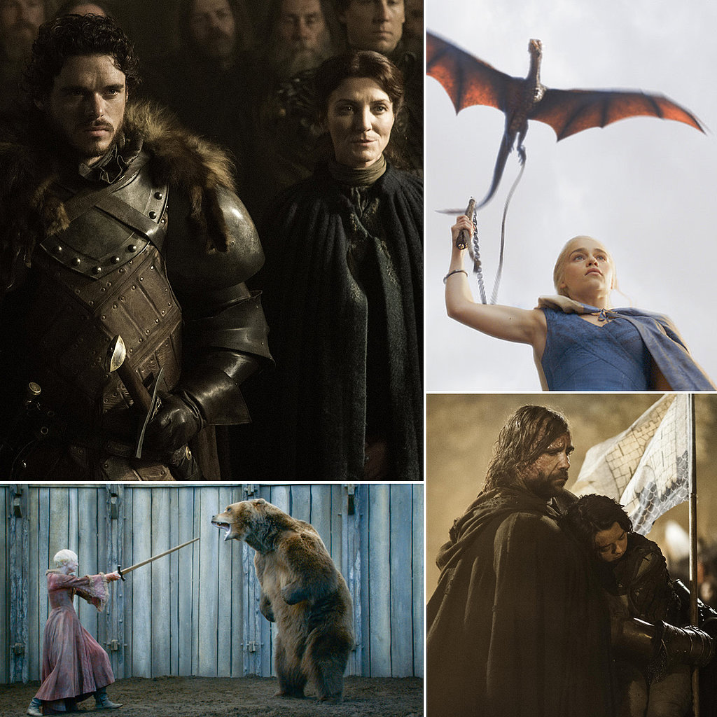 The Craziest Moments of Game of Thrones Season 3