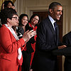 President Obama on 50th Anniversary of Equal Pay Act