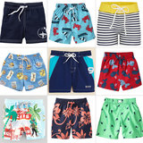 16 Beach-Ready Swimsuits For Little Boys