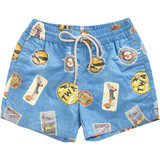 Zeybra's vintage travel sticker trunks ($76, originally $108) are sure to inspire some Summer wanderlust!