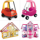6 Classic Toys That Have Made the Switch to Pink