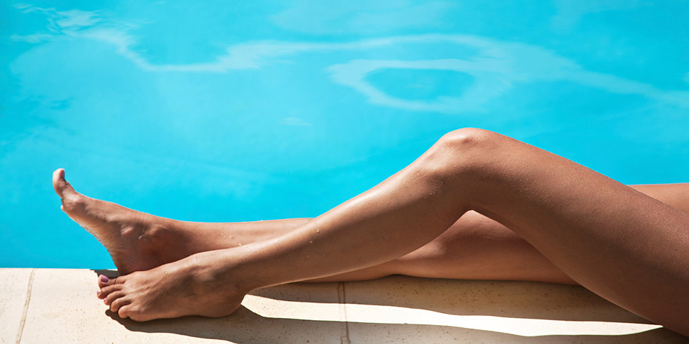Love Your Legs With This Swim Workout!
