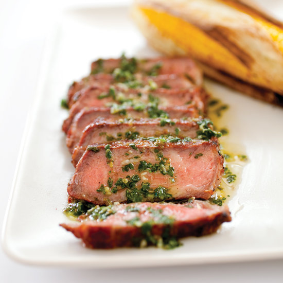Argentine steak recipe with chimichurri popsugar food for Argentian cuisine