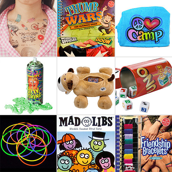 Seal It With a Kiss: 18 Fun Finds For Camp Care Packages