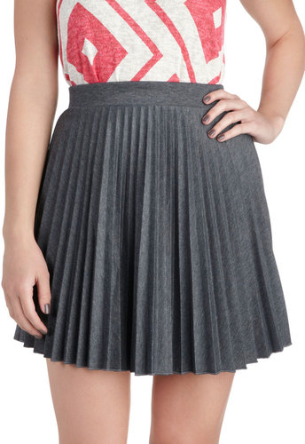Accordion to You Skirt