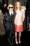Madonna linked up with Stella McCartney to check out the 2014 Spring collection.