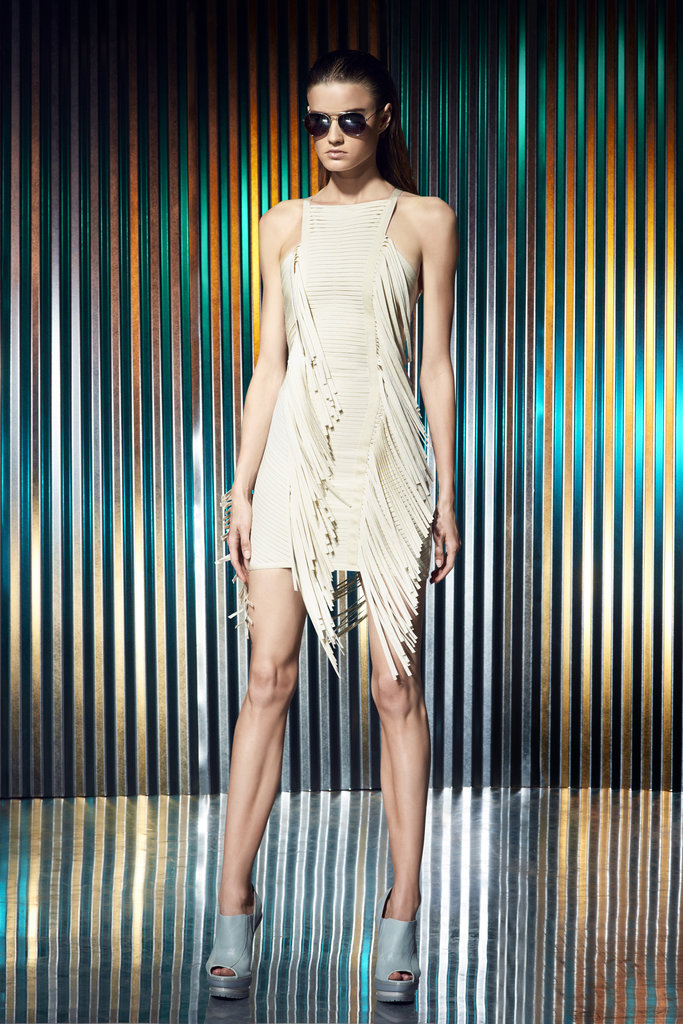 Hervé Léger by Max Azria Resort 2014 Photo courtesy of BCBGMAXAZRIAGROUP
