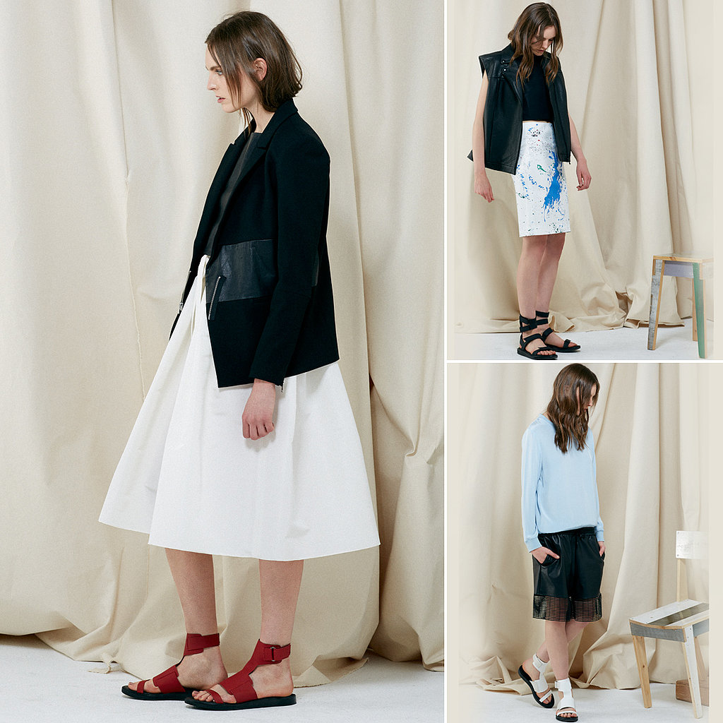 Tibi Resort 2014: Embrace the Extended Hemline