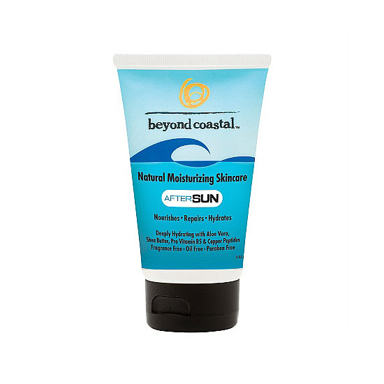 Slather on the Beyond Coastal Aftersun Moisturizer ($9, originally $10) to remedy any inadvertent redness after a long beach day. Contains aloe vera, shea butter, and antioxidants to soothe riled-up skin.
