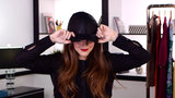 Make a Cool-Girl Leather Baseball Hat (It's Easier Than You Think!)