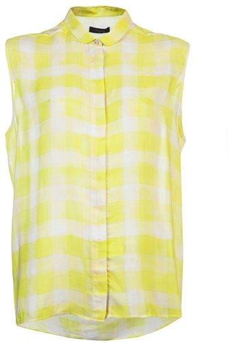 Paul Smith Sleeveless print shirt