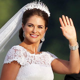 Shop Princess Madeleine's Wedding Beauty Style