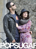 Jennifer Love Hewitt and Brian Hallisay vacationed in Europe.