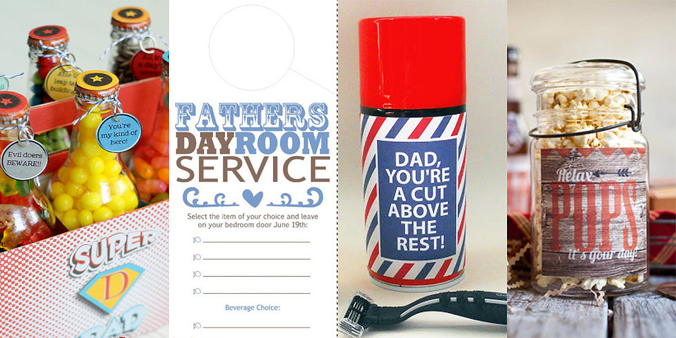It's Print-astic! Father's Day Printables Dad Will Love