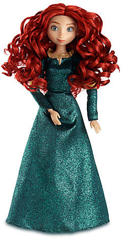 Classic Disney Princess Merida Doll - 12''