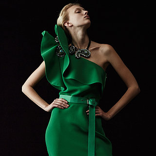 See the Entire Lanvin Resort 2014 Collection Lookbook Here:
