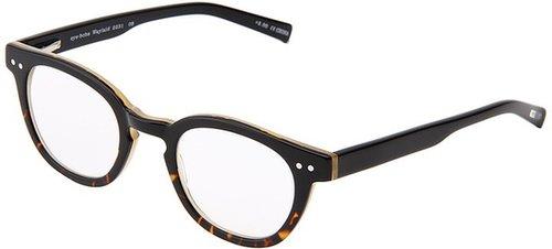 eyebobs - Waylaid Readers (Black Demi) - Eyewear