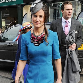 Pippa Middleton Wedding Guest Pictures