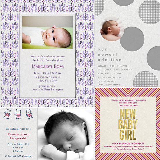 Paperless Post's New Baby Collection Is Over-the-Top Adorable