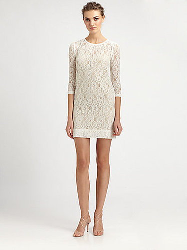 ERIN by Erin Fetherston Floral Lace Dress