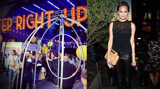 See All the Fashionable Fun From Coach's High Line Party