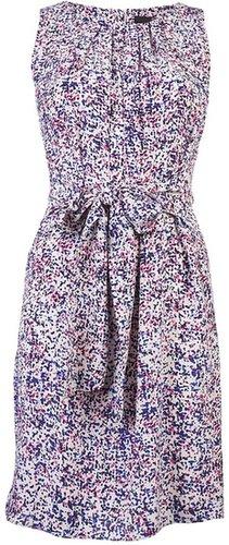 Cut 25 Punch print dress