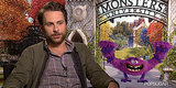 "Monsters University's Charlie Day Says It's ""Nice to Do Something That Won't Embarrass My Parents"""