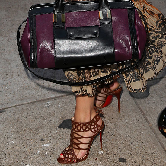 Can You Guess the Style Setter from Her Stellar Accessories?