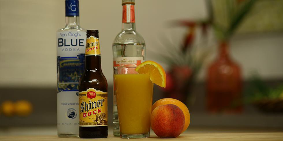 Toast to Summer With a Buzzy Fuzzy Navel