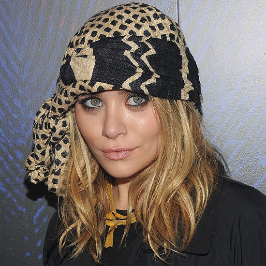June 2010: Ashley Olsen at YSL Belle D'Opium Fragrance Launch