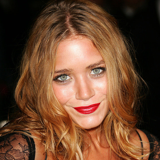 May 2006: Mary-Kate Olsen at The Met Gala