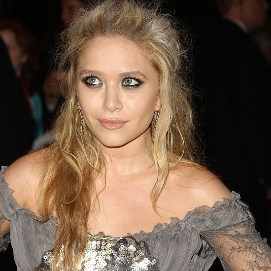 May 2009: Mary-Kate Olsen at The Met Gala