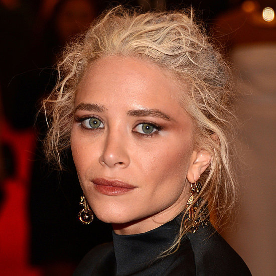 May 2012: Mary-Kate Olsen at The Met Gala