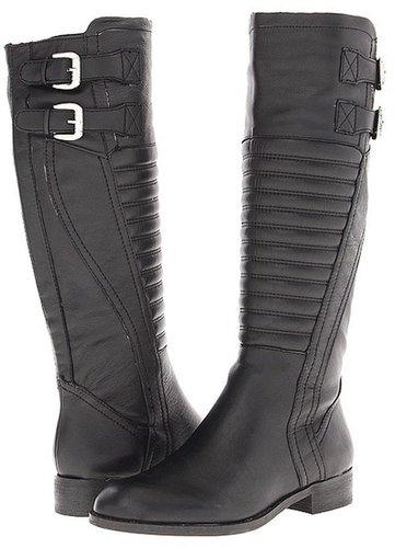 CARLOS by Carlos Santana - Royce (Black Leather) - Footwear