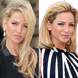 Do You Prefer Sarah Harding with or Without Extensions?