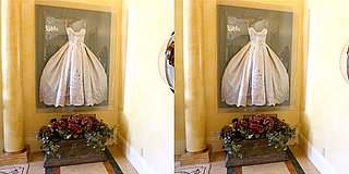 Would You Frame Your Wedding Dress?