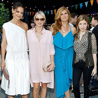 See the Celebrity Style at Coach's Annual Summer Party