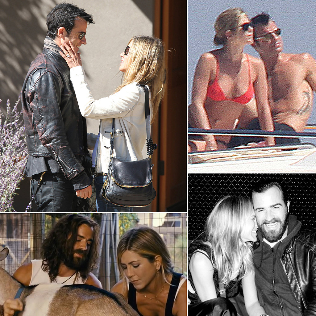 Relationship Timeline: Jennifer Aniston and Justin Theroux