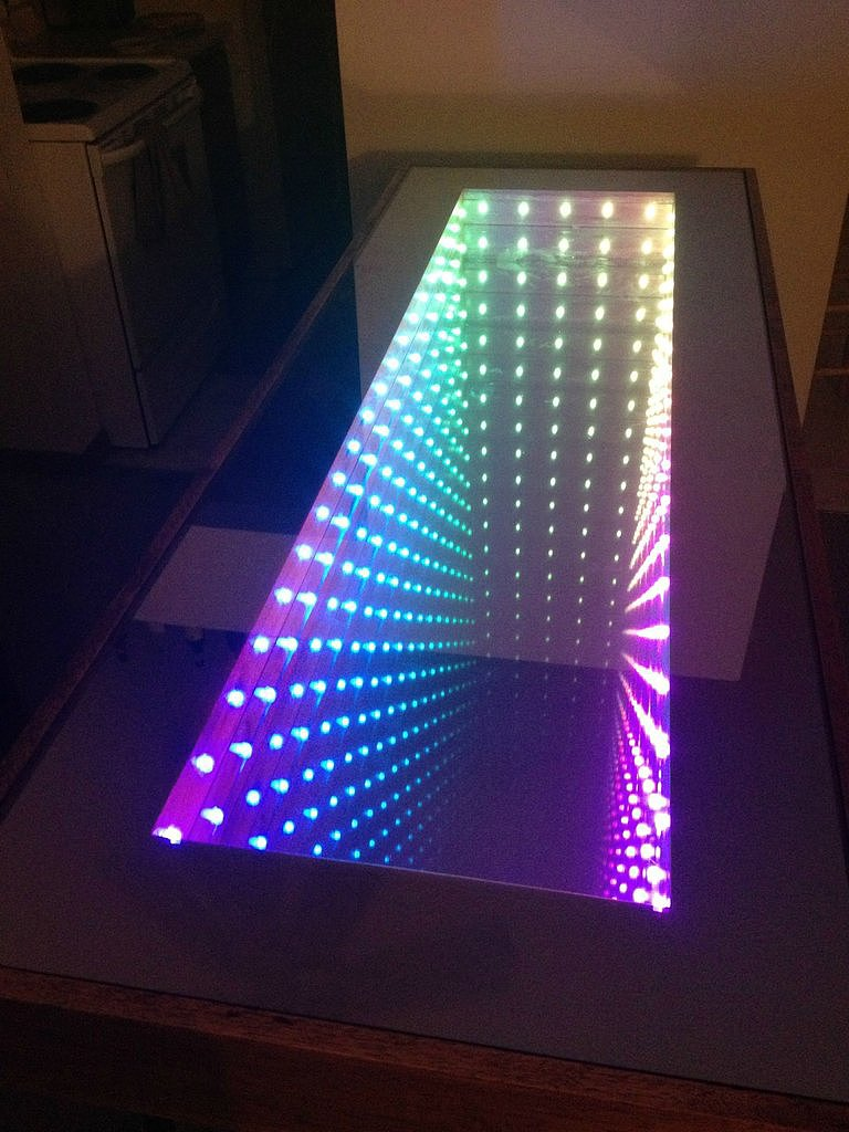 An Infinity Table