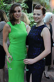 Jessica McNamee and Sarah Snook
