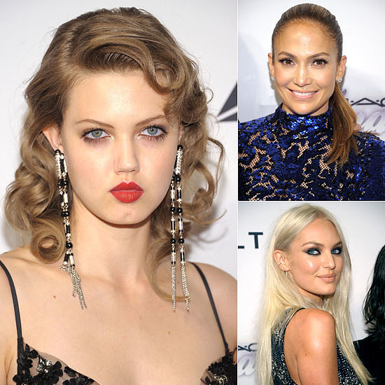 Sensational Beauty Looks Straight From the amfAR Inspiration Gala