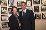 Prime Minister Julia Gillard met with Arnold Schwarzenegger in Perth on June 13, to discuss climate change and Arnie's experiences as Californian governer.