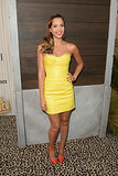 Jessica Alba was a breath of fresh air in a bright yellow dress at the Guys Choice Awards on June 8.