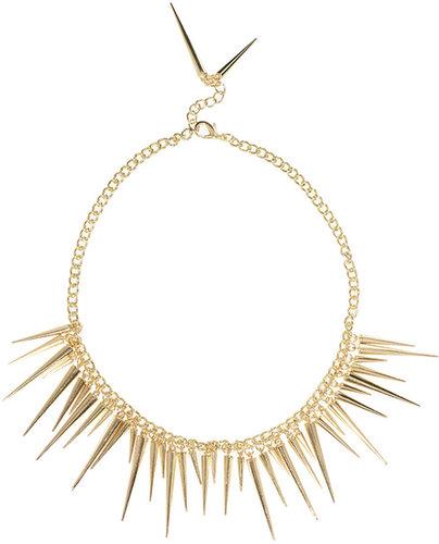 Ashiana Multi Spike Necklace