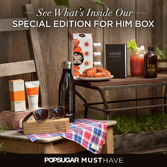 POPSUGAR Special Edition Must Have Summer For Him — Revealed!