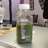 We love ourselves a fresh green juice.