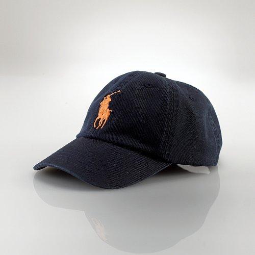 Big Pony Cotton Sports Cap