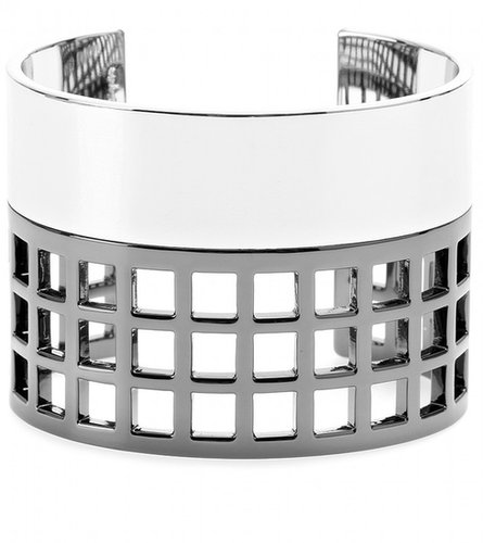 Reed Krakoff MACHINE NARROW CUFF BRACELET