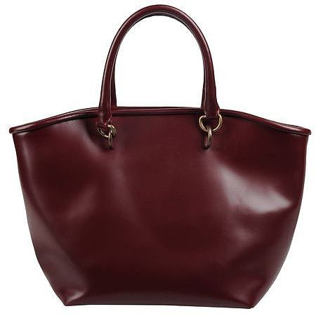SPACE STYLE CONCEPT Large leather bag